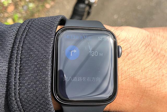Apple Watchとサイクルコンピューターとの違い