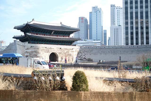市庁(シチョン) 大南門市場 ソウル駅周辺