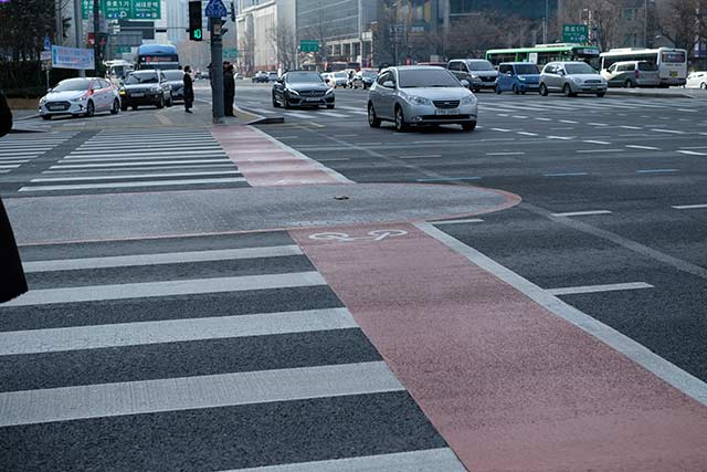 自転車優先道路