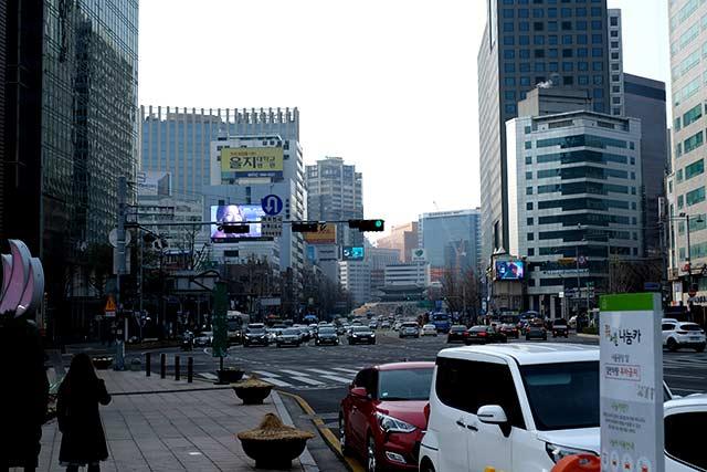 韓国ソウル特別市