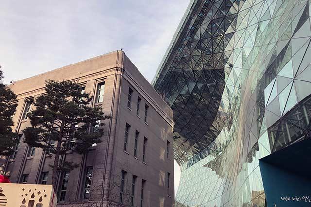 ソウル市庁舎