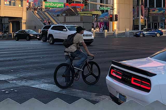 オシャレバイク