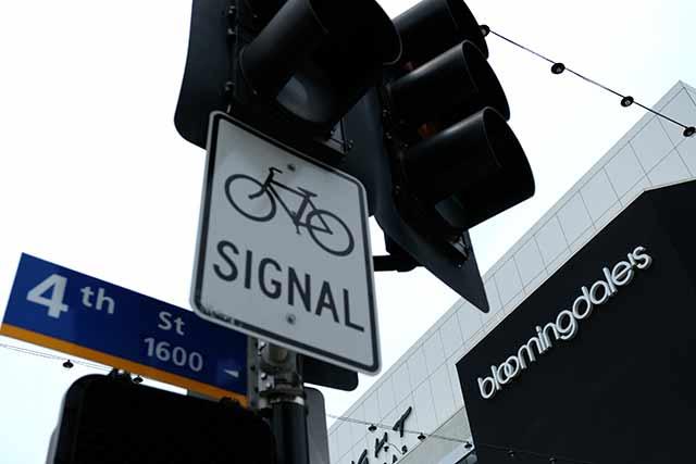 自転車用信号