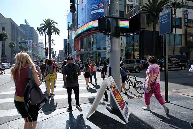 観光地ハリウッド