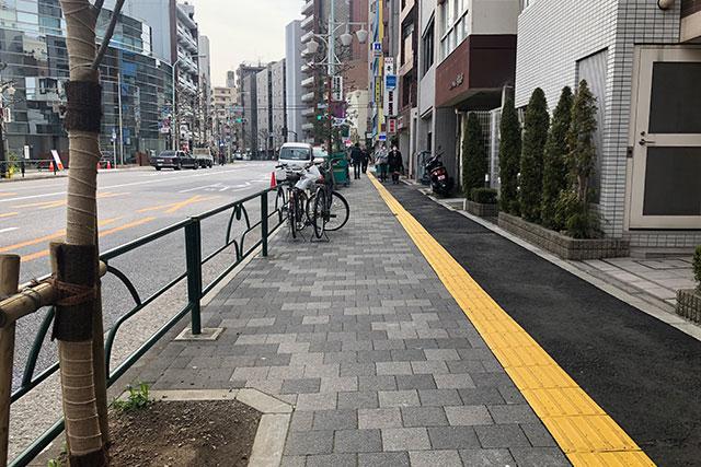 日本の道路