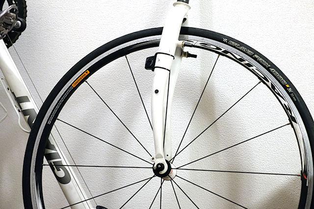 クロスバイクの改造カスタマイズ