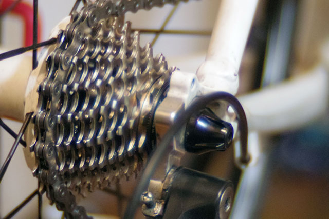 クロスバイクの改造カスタマイズについて