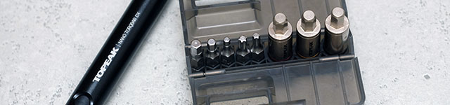 Topeak トルクレンチ Nano TORQBAR DX