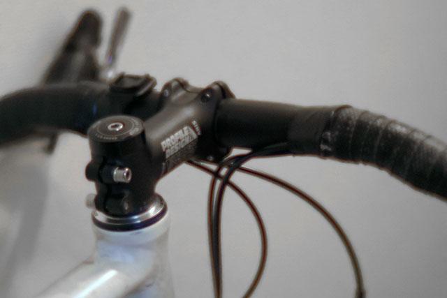 以前のクロスバイクの改造カスタマイズについての考え方