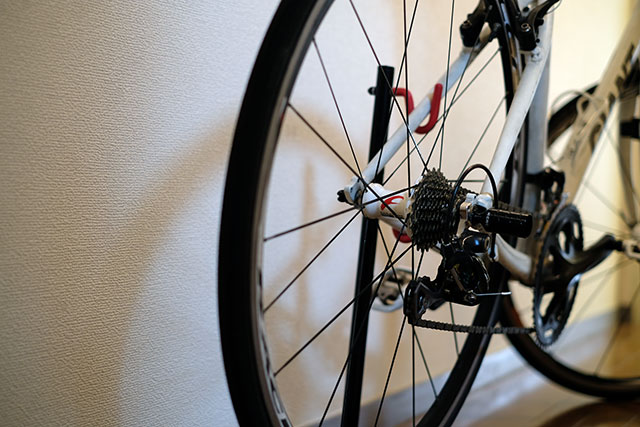 現在のクロスバイクの改造カスタマイズについて