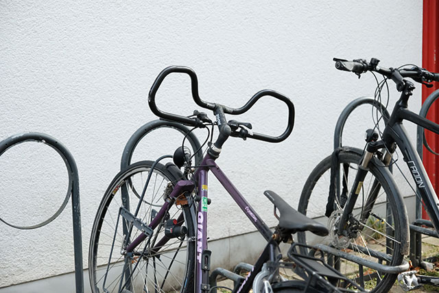 ドイツで見た自転車の姿