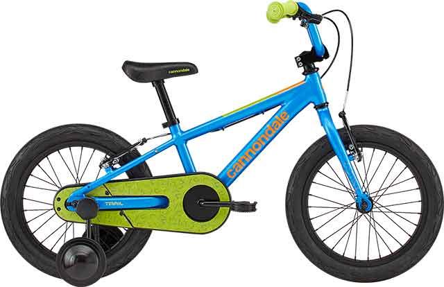 CANNONDALE キャノンデールの16インチ子供用自転車