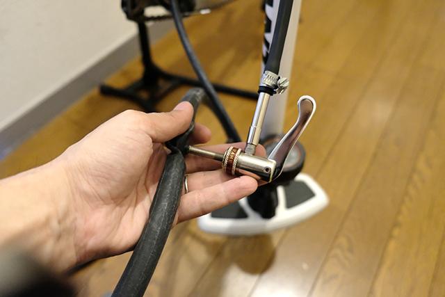 自転車のパンク修理について