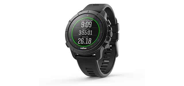 GPS対応スポーツウォッチ ELEMNT RIVAL