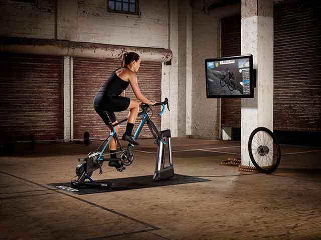 新世代屋内トレーニング用サイクルトレーナー