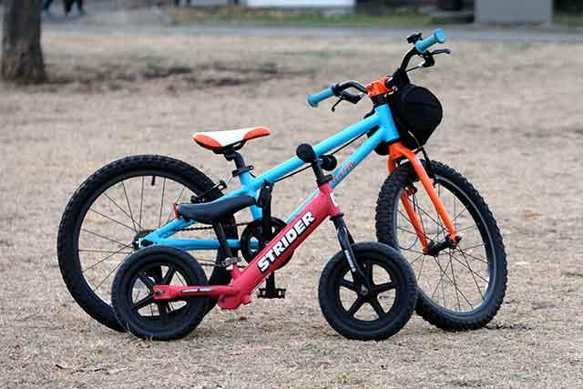 子供用自転車の買い替えは小学校入学〜夏がベス