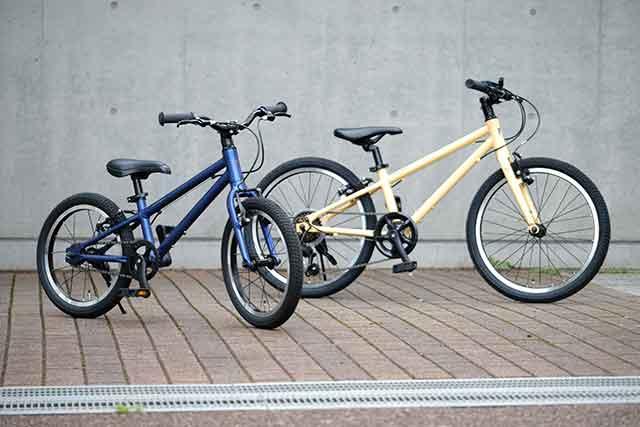 子供用自転車は意外と高い