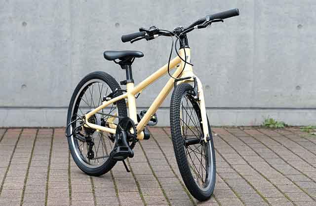 ZIT 20は乗りやすい子供自転車