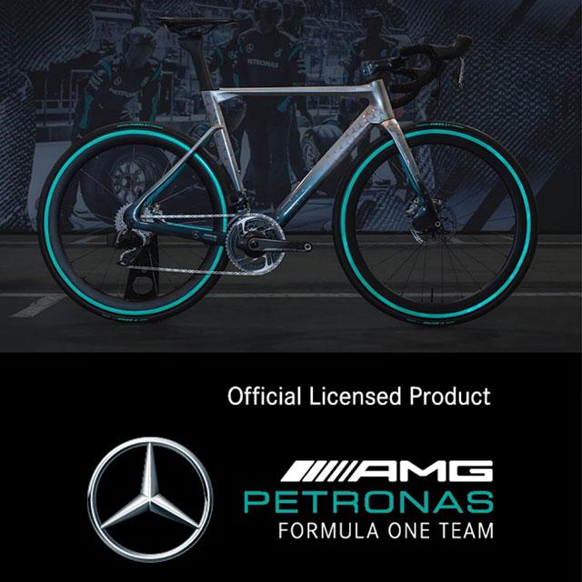 n+ Mercedes-AMG Petronas V11