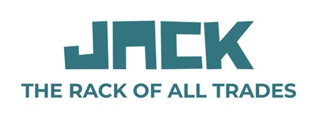 自転車の前カゴ代わりになるJACK The Bike Rack